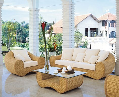 tips for updating the patio furniture