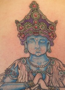 Get Your Ultimate Buddha Tattoo Designs