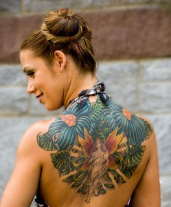 Top Sexy Back Tattoos For Women - The Sexiest Designs and Ideas For Upper and Lower Backs