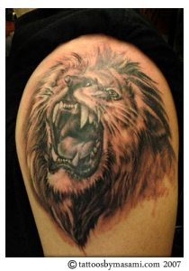 Lion Tattoo - Its Meaning and Why It's an Awesome Choice