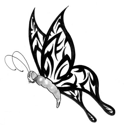 Tatto Designer on Butterfly Tattoo Designs   Roomfurnitures